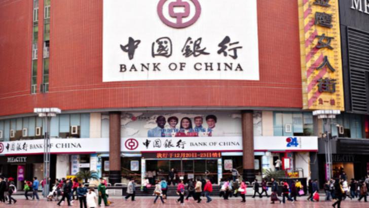 Un colos bancar din China isi deschide, oficial,  operatiunile in Romania