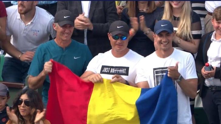 Ce surpriză! Darren Cahill, mesaj în limba română de Ziua Națională