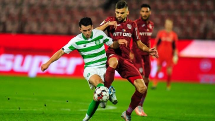 VIDEO | Victorie pentru CFR Cluj cu Celtic! Campioana României merge în primăvara europeană