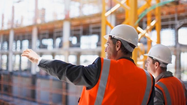 Lucrările de construcții au crescut cu peste 17% în primele opt luni