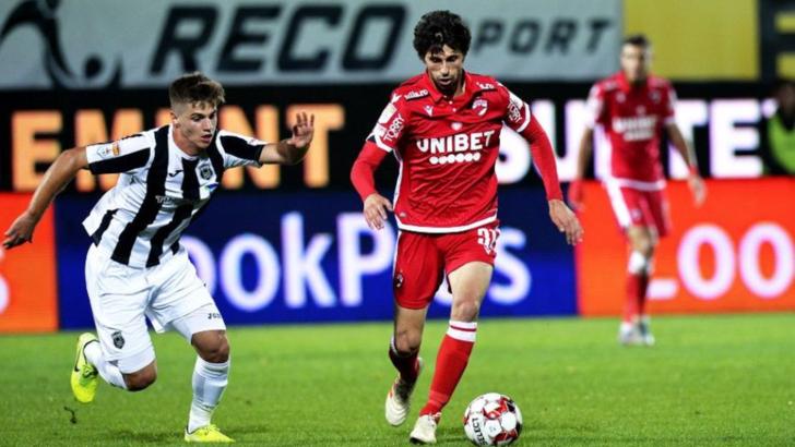Diego Fabbrini pleacă de la Dinamo! Cu cine va semna mijlocașul ofensiv