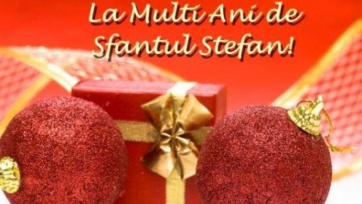 Mesaje Sfantul Stefan. Cele mai frumoase urari, mesaje si felicitari de Sf. Stefan