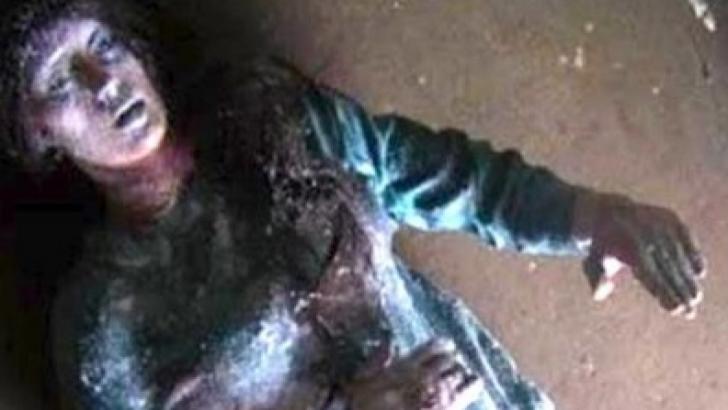 A găsit o femeie îngheţată bocnă, sub zăpadă. Nu mai mişca. Ce s-a întâmplat cu trupul ei a şocat!