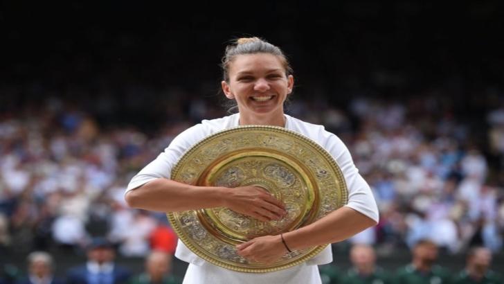 """""""Super-Simo"""", în topul încasărilor! Cât a câștigat sportiva româncă în 2019"""