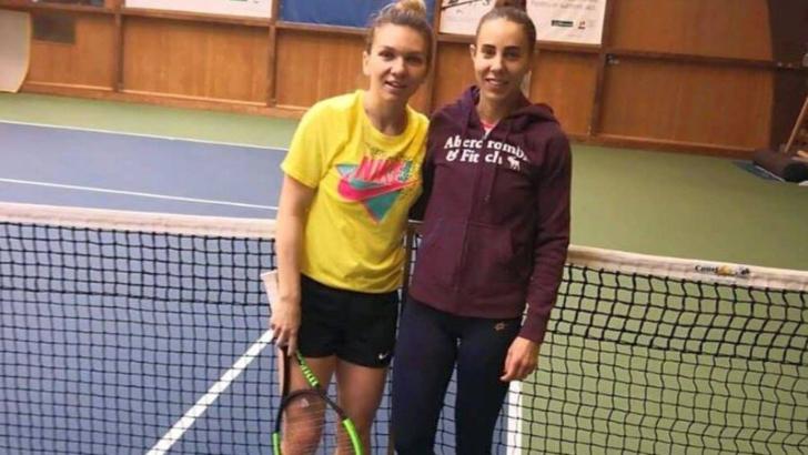 """Buzărnescu, 'părăsită' de antrenor pentru Simona Halep! """"A fost o colaborare bună. Le urez succes!"""""""