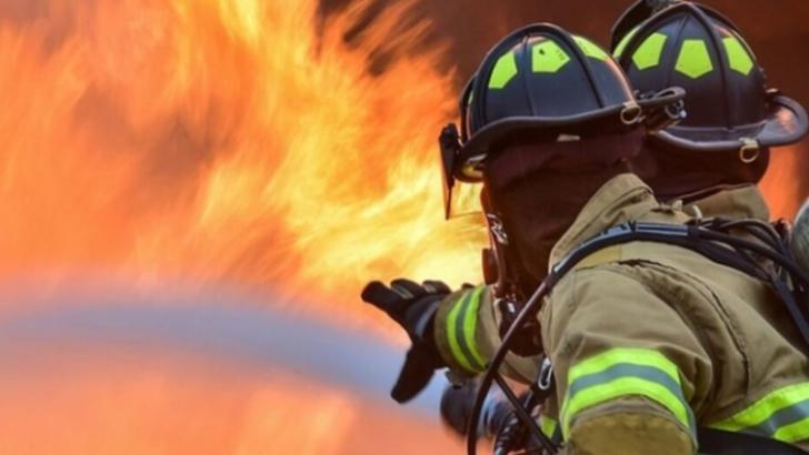incendiu Foto: realitateadeharghita.net
