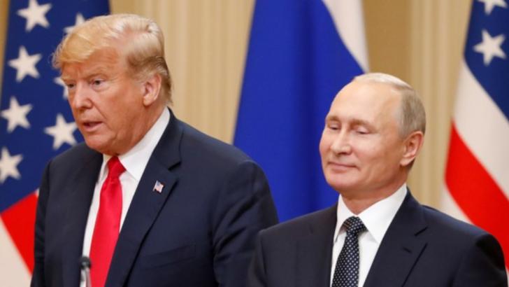 Trump, avertisment pentru Rusia si Iran