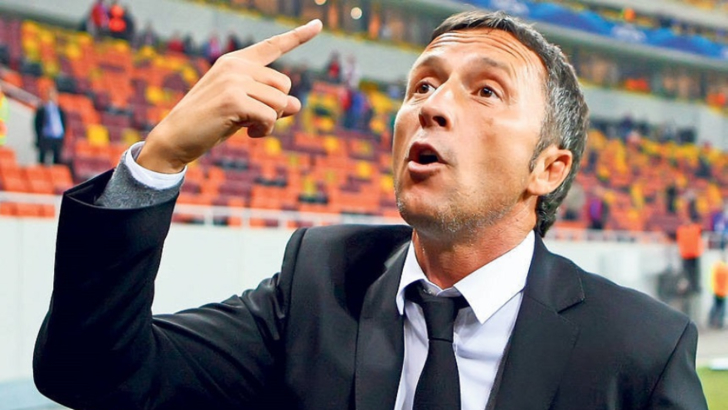 FOTO | MM Stoica, scos din sarite. Ce l-a deranjat pe directorul sportiv al FCSB