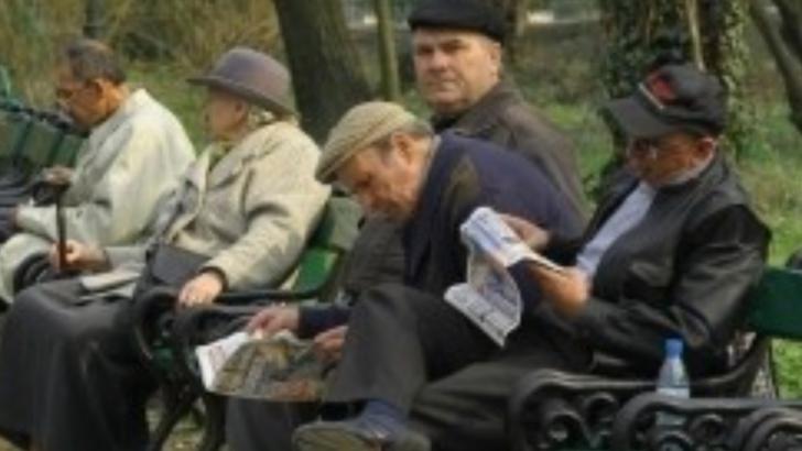 Numarul pensionarilor in Romania este in scadere