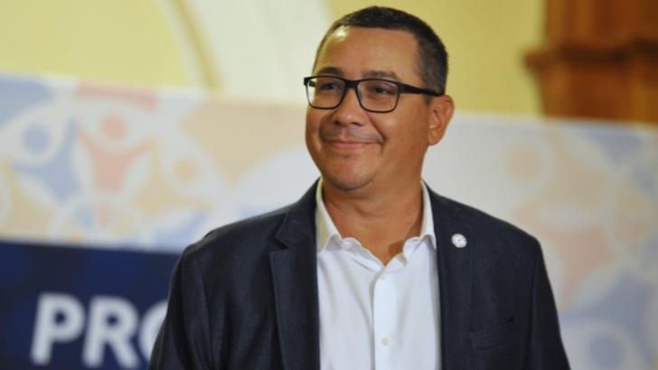 """Demisii """"in bloc"""" in partidul lui Victor Ponta"""