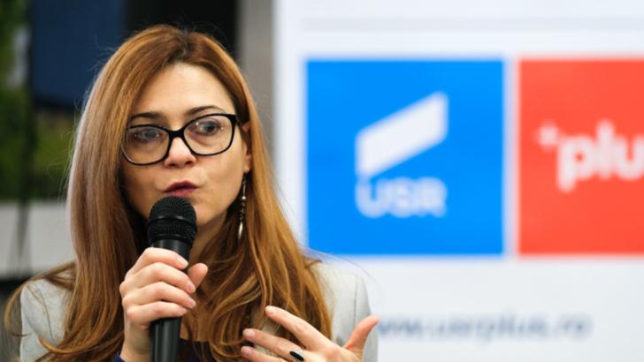 Florina Presada (USR): -Propun Comitetului Politic retragerea sprijinului acordat Guvernului PNL-. In ce conditii face asta