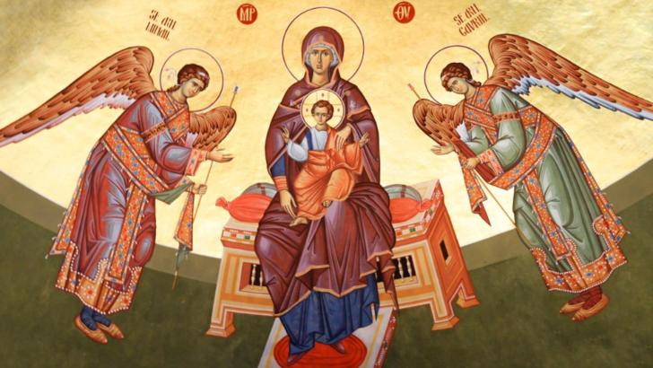 Soborul Maicii Domnului, sărbătorit pe 26 decembrie
