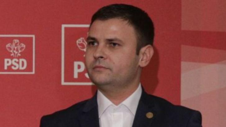 Daniel Suciu, deputat PSD