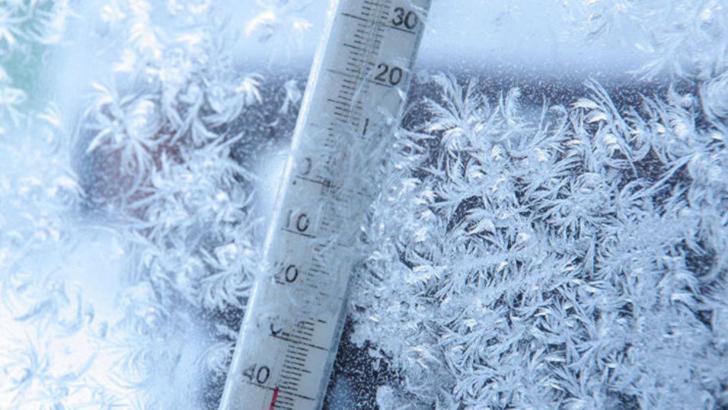 Ger Năpraznic In Miercurea Ciuc Temperaturi Negative Record