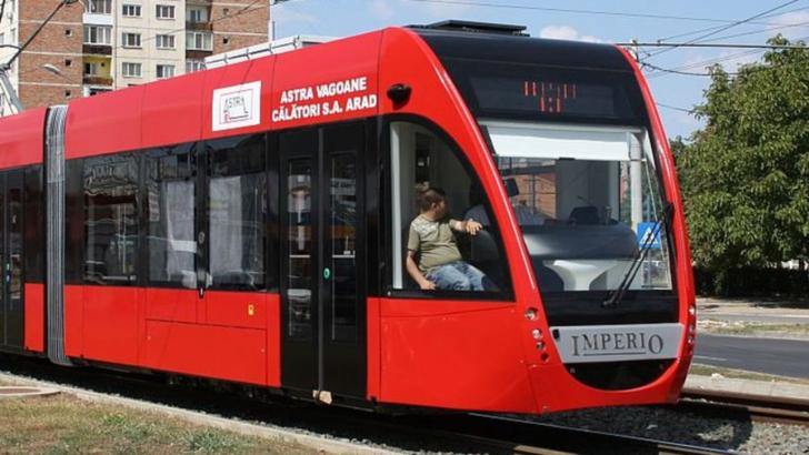 Unde ajung tramvaiele refuzate de Gabriela Firea?