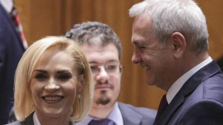 Gabriela Firea a răbufnit la adresa fostei conduceri PSD
