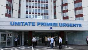 Spitalul Universitar de Urgență, amendat în cazul pacienților morți abandonați pe houri
