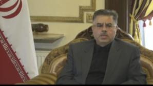 Ambasadorul Iranului la București, Morteza Abutalebi