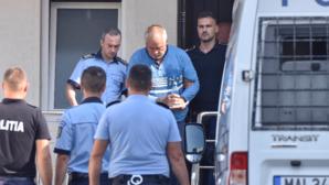 Gheorghe Dincă și complicele său, în fața instanței