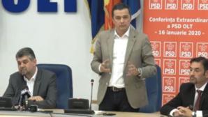 Sorin Grindeanu, la Conferința PSD Olt