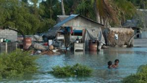 Inundații în Kiribati