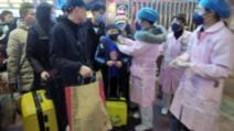 Epidemia virala provocată de noul coronavirus în China