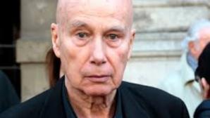 Scriitorul francez Gabriel Mazneff