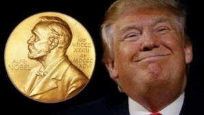 Donald Trump crede că merită Premiul Nobel pentru Pace