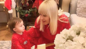 Elena Udrea, alături de fiica sa