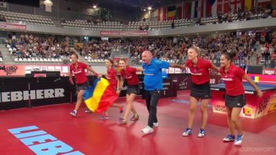 VIDEO   Performanță deosebită pentru sportul românesc! Campioanele europene merg la Jocurile Olimpice