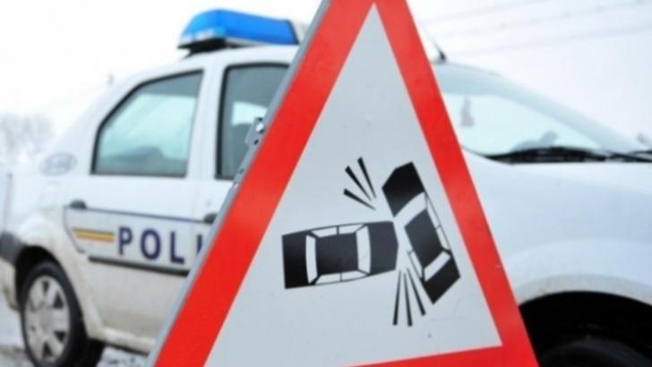 Centrul Infotrafic avertizează: risc crescut de accidente în București și în 17 județe