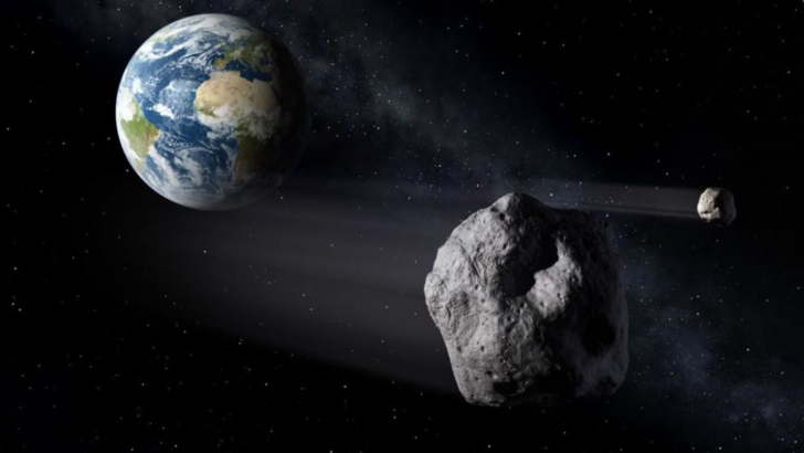 NASA, in alerta. Un asteroid masiv trece pe langa Pamant duminica, 12 ianuarie