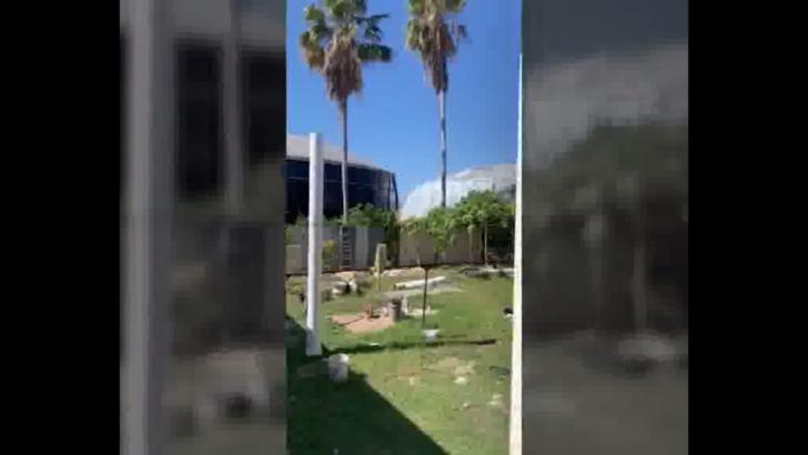 Imagini dramatice filmate de un amator după cutremurul violent din Caraibe