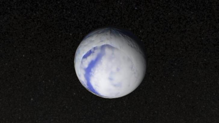 Astronomii au descoperit o planeta cu potential de a fi locuita