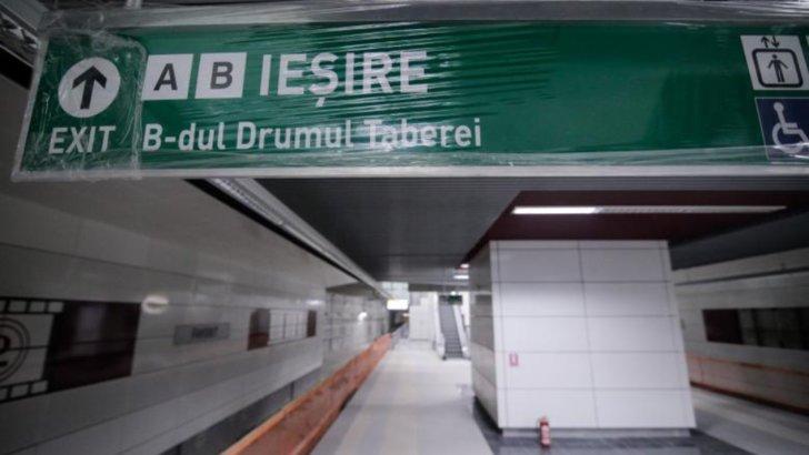 """Ministrul Transporturilor a anunțat deschiderea metroului din Drumul Taberei: """"Dacă nu, demisia managerului Metrorex!"""""""