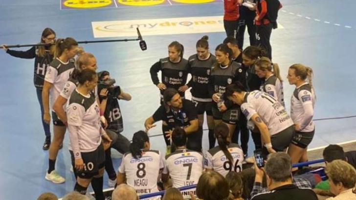 CSM Bucureşti a fost zdrobită de echipa maghiară Ferencvaros în Liga Campionilor
