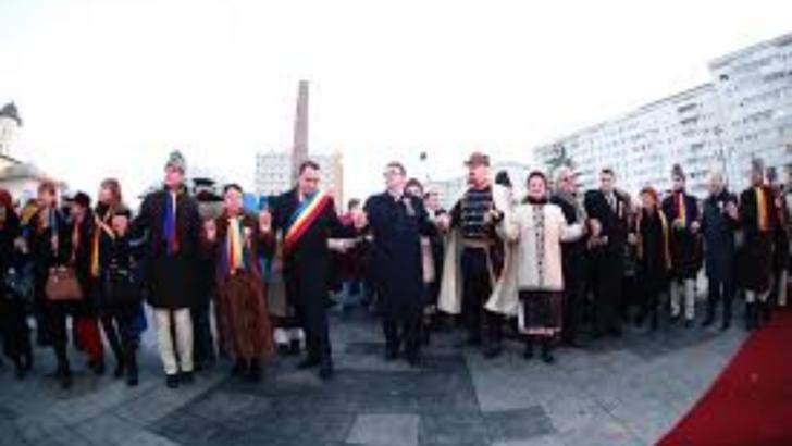 Fără precedent. Ziua de 24 Ianuarie, sărbătorită în două locuri diferite în Focşani. Motivul este uluitor