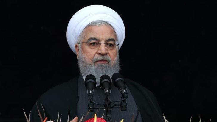 Hassan Rouhani i-a cerut iertare, in numele Iranului, lui Volodimir Zelenski