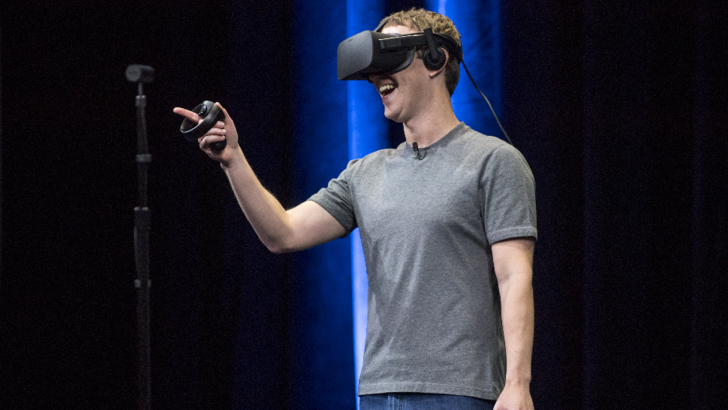 Fondatorul Facebook, Mark Zuckerberg, crede în VR