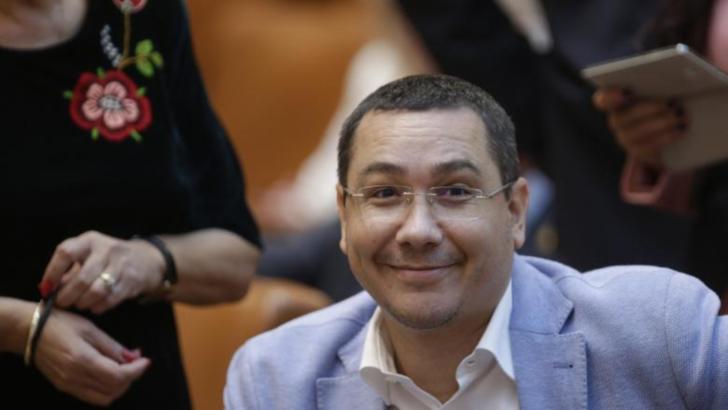Victor Ponta: -Ludovic Orban va demisiona-