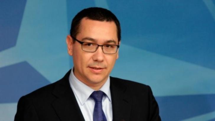 """Ponta, despre moțiunea de cenzură: """"Nu avem obligația să jucăm în piese de teatru scrise de PSD sau PNL"""""""