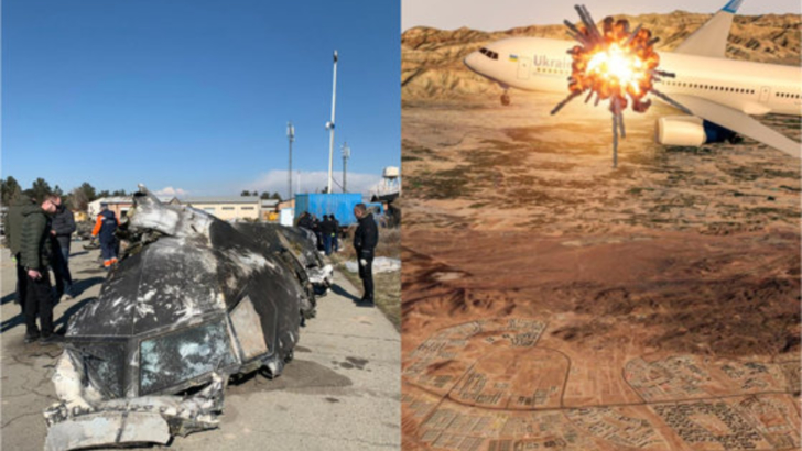 """Dezvaluiri. Cum a fost doborat avionul din Iran. -Pilotii au murit pe loc, racheta a lovit sub carlinga"""""""