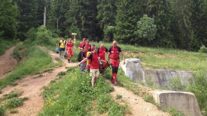 Intervenție dramatică a salvamontiștilor în masivul Suhardu Mic. Opt adolescenți s-au rătăcit