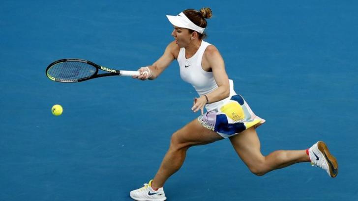 Australian Open 2020 // Simona Halep a trecut și de Harriet Dart și continuă drumul spre marele trofeu