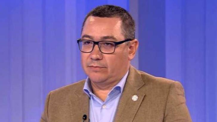 """Victor Ponta, despre șefia Senatului: """"Votul nostru o să meargă în acea direcţie"""""""