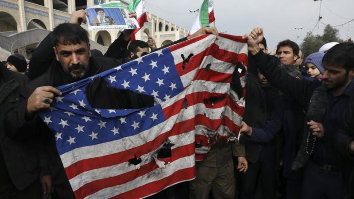 Furia Iranului este uriasa! Ameninta sa loveasca Israelul si aliatii SUA