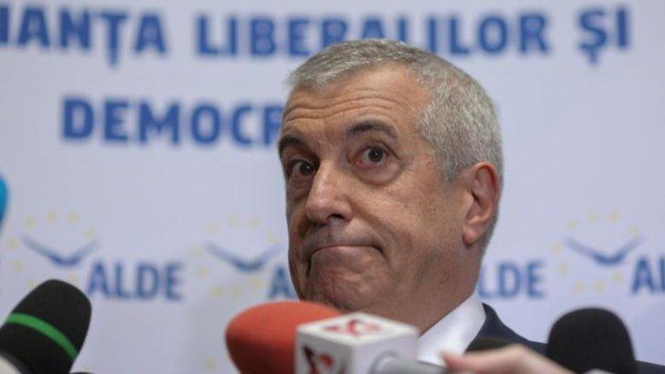 """Tăriceanu: """"Curtea Constituţională i-a dat o palmă domnului Meleşcanu"""""""