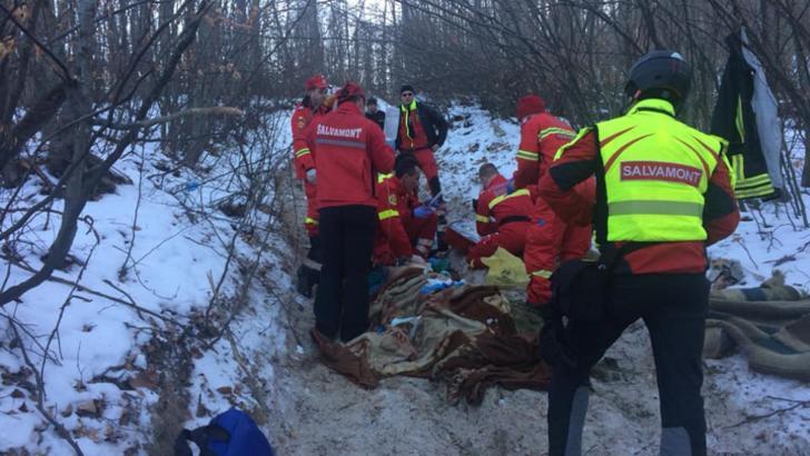 Dramă în Maramureș. Un tânăr de 32 de ani a murit după ce au trecut caii peste el