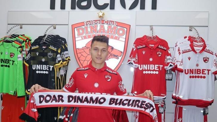 Dinamo a luat un jucător de la Hagi
