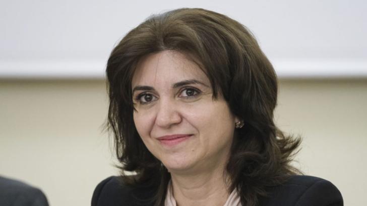 Ministrul Monica Anisie a descoperit dezastrul din scolile din Ialomita